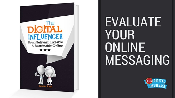 Evaluate your Online Messaging (1)